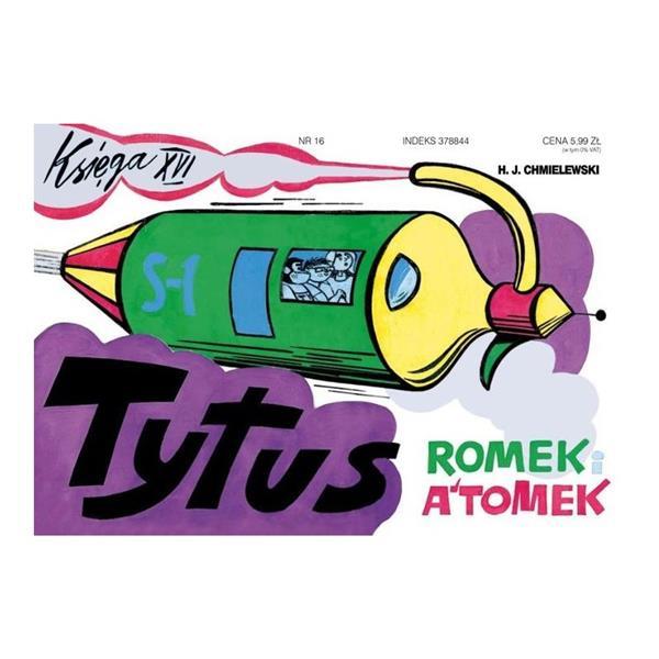 Tytus Romek i Aomek Księga 16 outlet