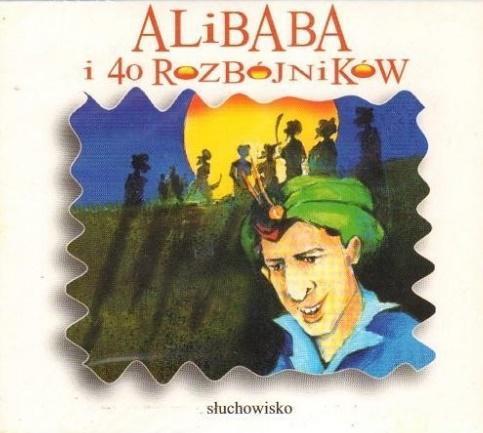 Ali Baba i 40 Rozbójników audiobook