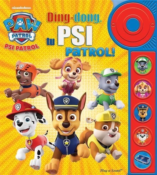Play-a-Song. Ding-dong, tu Psi Patrol