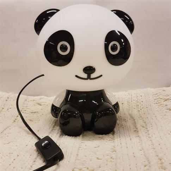 Sinsay lampa Panda