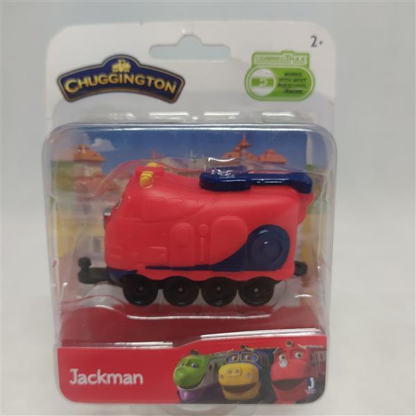Zabawka lokomotywa Jackman Stacyjkowo
