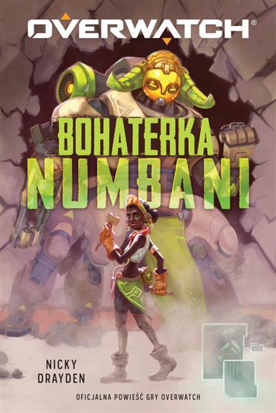 Overwatch. Bohaterka Numbani