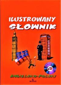 Ilustrowany słownik angielsko-polski + CD outlet