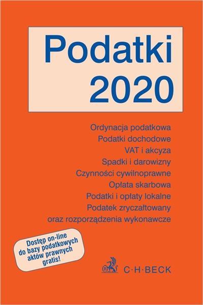 Podatki 2020