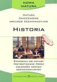 ĆWICZENIOWE ARKUSZE EGZAMINACYJNE HISTORIA NOWA