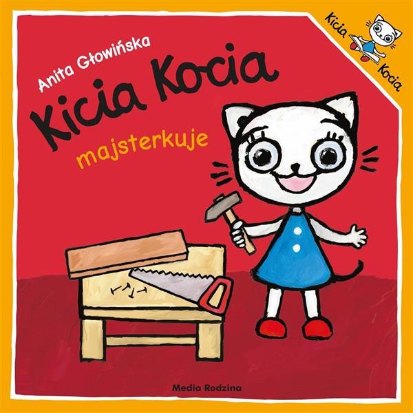 Kicia Kocia majsterkuje w.2019