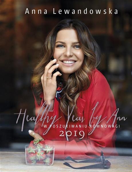KALENDARZ 2019 HEALTHY YEAR BY ANN W POSZUK..outle