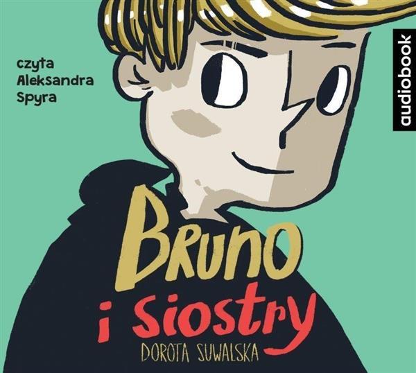 Bruno i siostry audiobook