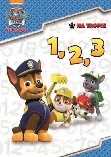 Psi Patrol. Na tropie. 123 nr 2 OUTLET
