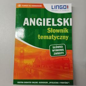 Angielski. Słownik tematyczny Lingo