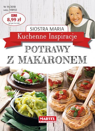 Kuchenne inspiracje - Potrawy z makaronem  ISBN/EA