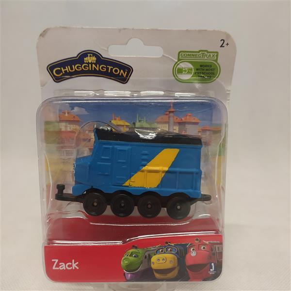 Zabawka lokomotywa Zack Stacyjkowo