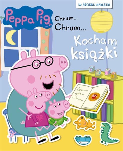 Peppa Pig. Chrum... Chrum... nr 60 Kocham outlet
