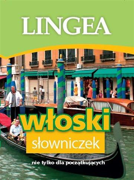 Włoski słowniczek Lingea OUTLET