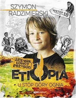 DZIENNIK ŁOWCY PRZYGÓD ETIOPIA U STÓP GÓRY..outlet