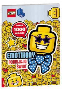 Lego Iconic. Emotikony podbijają świat