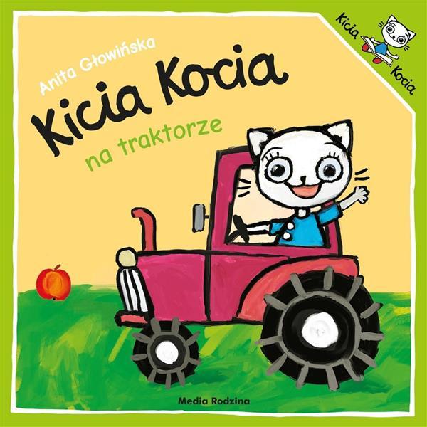 Kicia Kocia na traktorze w.2019