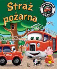 Samochodzik Franek Straż pożarna outlet