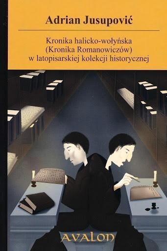 Kronika halicko-wołynska