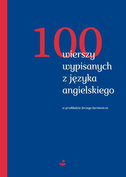 100 wierszy wypisanych z języka angielskiego. W pr
