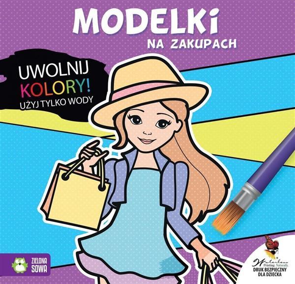 Uwolnij kolory. Modelki na zakupach OUTLET