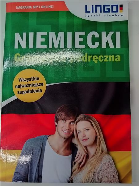 Niemiecki gramatyk podręczna