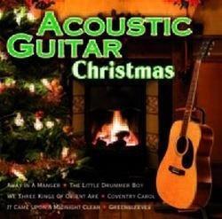 Acoustic Guitar Christmas CD