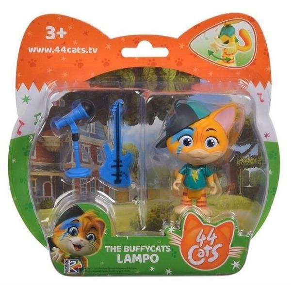 44 Koty - Figurka z bajki Lampo