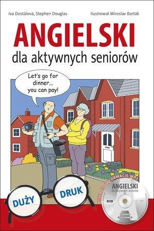 Angielski dla aktywnych seniorów. Książka + płyta