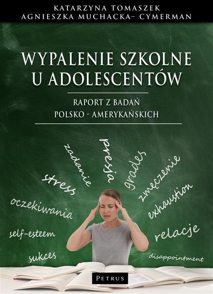 WYPALENIE SZKOLNE U ADOLESCENTÓW