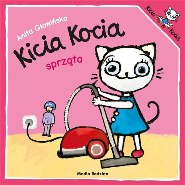 Kicia Kocia sprząta w.2019