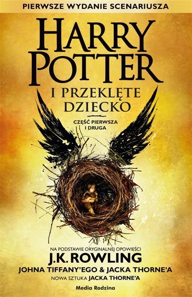 Harry Potter 8 Przeklęte Dziecko cz. I i II