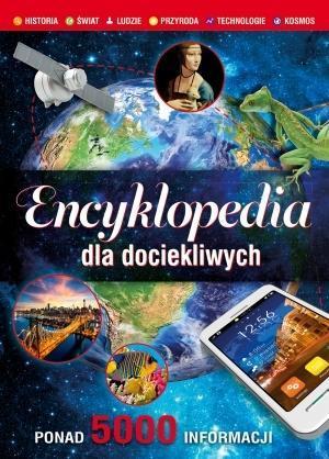 Encyklopedia dla dociekliwych w.2016 OUTLET
