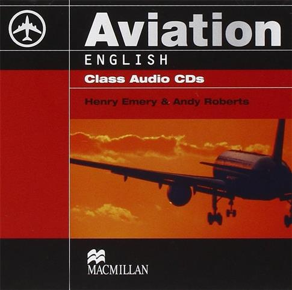 Aviation English Class 2CD MACMILLAN