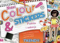 Maxi Colour & Stickers Podróże i wakacje outlet