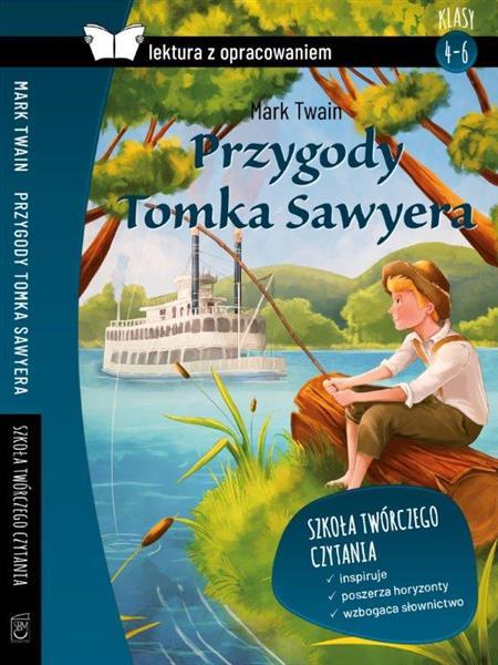 Przygody Tomka Sawyera z oprac. BR SBM