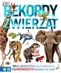 Encyklopedia. Rekordy zwierząt NOWY