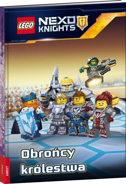 LEGO NEXO KNIGHTS. OBROŃCY KRÓLESTWA OUTLET