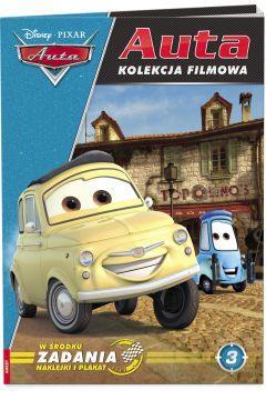 Disney Pixar Auta. Auta. Kolekcja filmowa 3