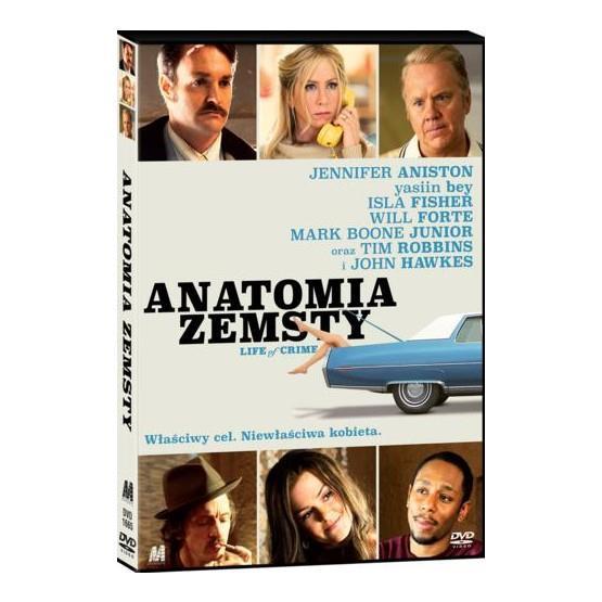Anatomia zemsty DVD