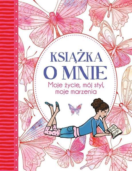 Książka o mnie. Moje życie, mój styl... outlet