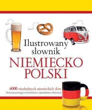 Ilustrowany słownik niemiecko-polski outlet