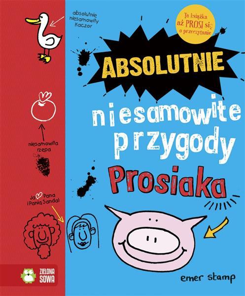 Dziennik Prosiaka. Absolutnie niesamow NOWY