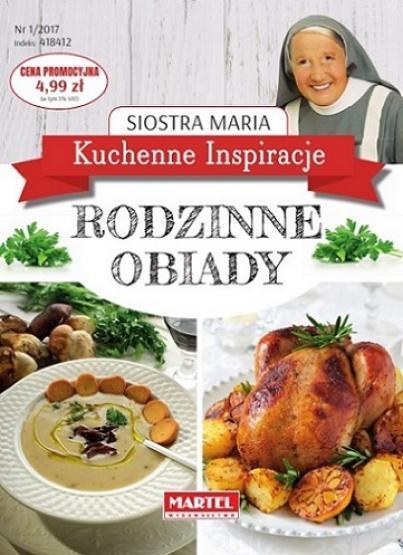 Kuchenne Inspiracje - Rodzinne obiady  ISBN/EAN: 9