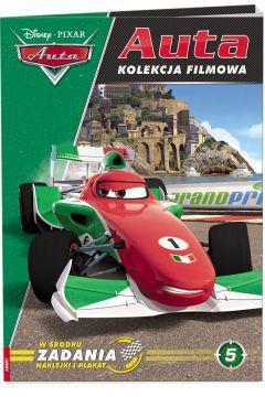 Disney Pixar Auta. Auta. Kolekcja filmowa