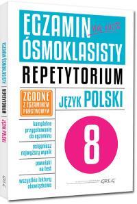 Egzamin ósmoklasisty - j.pol. Repetytorium GREGEgz