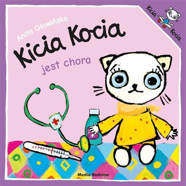 Kicia Kocia jest chora w.2019
