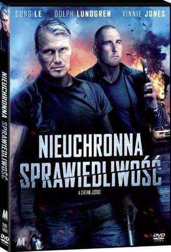 NIEUCHRONNA SPRAWIEDLIWOŚĆ DVD