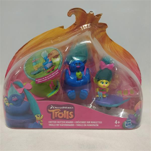 Zabawka Pojazd Trolls