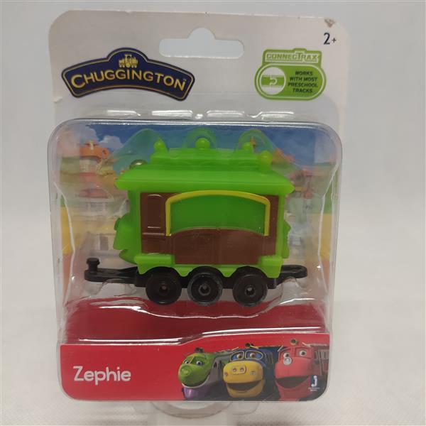 Zabawka lokomotywa Zephie Stacyjkowo